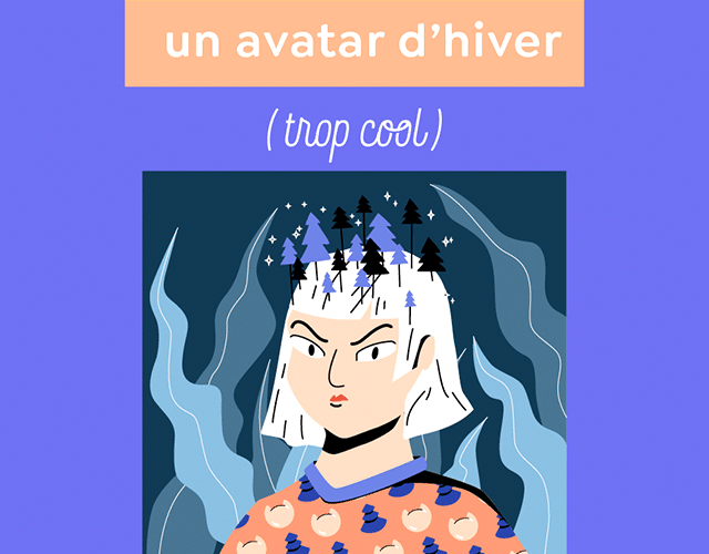 avatar illustré
